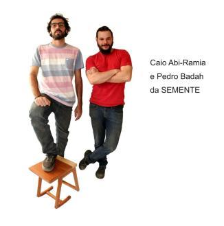 Banco Potz assinado por por Caio Abi-Ramia e Pedro Badah da SEMENTE _ foto 4
