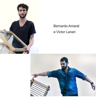 Bernardo Amaral e Victor Lanari