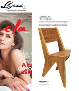 Exposição NOVOS TALENTOS BRASILEIROS na Ela Revista em 20 de agosto de 2017